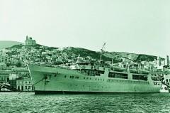 ΣΥΡΟΣ: Ο ιστορικός πλούτος της ελληνικής ακτοπλοϊας σε μια πολύμηνη έκθεση