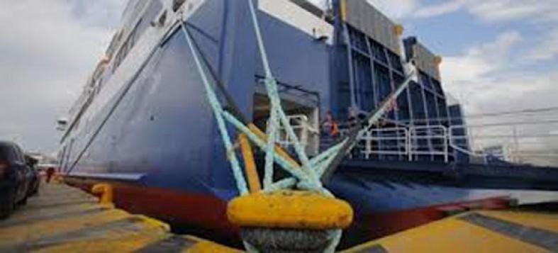 Σύγκρουση δυο επιβατηγών πλοίων την ώρα του απόπλου