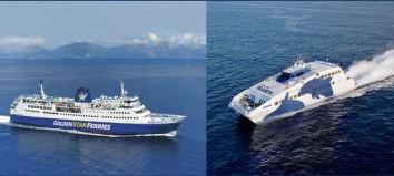 Τροποποιήσεις δρομολογίων για τις εταιρίες Golden Star Ferries και SeaJets