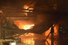 Έκτακτο: Πυρκαγιά σε πολυτελές ξενοδοχείο της Μυκόνου