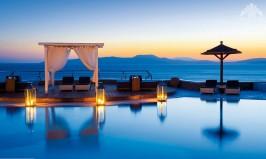 Εντυπωσιακή αύξηση των 5* ξενοδοχείων στις Κυκλάδες
