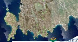 Αναρτήθηκε ο Δασικός Χάρτης Μυκόνου και άλλων νησιών των Κυκλάδων