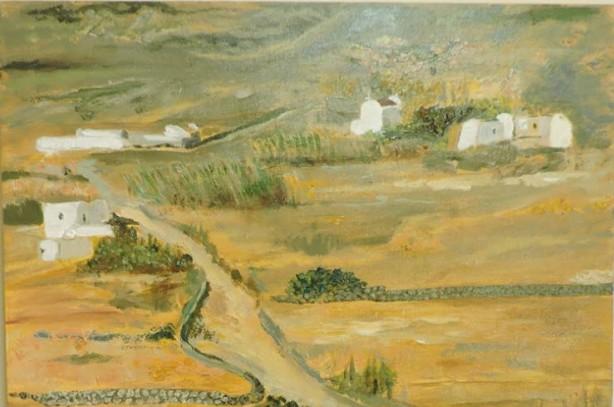 Έκθεση Ζωγραφικής «Mykonian Wind» στην Δημοτική Πινακοθήκη