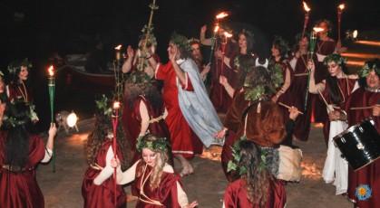 Το μοναδικό Διονυσιακό καρναβάλι της Νάξου