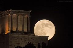 Σπάνια έκλειψη υπερ-πανσελήνου την Δευτέρα - Ορατή από την Ελλάδα