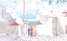 Εικαστικό αφιέρωμα: Σχέδια & Μελέτες Μύκονος και Ελληνικός Χώρος