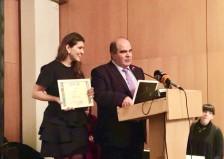 H Unesco τίμησε τον Δήμο Μυκόνου για την προσφορά του στον Πολιτισμό