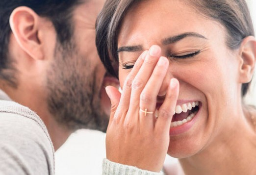 Το γέλιο βοηθά στην καρδιά