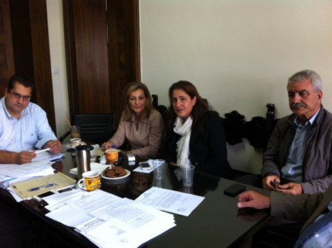Συγκροτήθηκε το νέο Δ.Σ. της Αναπτυξιακής Εταιρείας Περιφέρειας Νοτίου Αιγαίου- Ενεργειακή Α.Ε. Ν.Α.