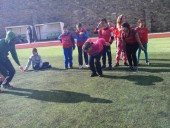 Τα kids athletics στην Πάρο