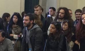 Ένταση στο Πανεπιστήμιο Αθηνών